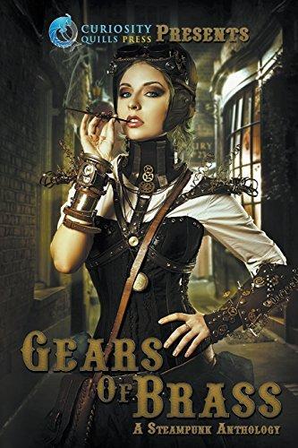Gears of Brass: A Steampunk Anthology by Jordan Elizabeth (2014-11-10)