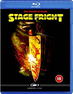 StageFright (1987) Limited Edition [DVD and Blu-ray Combo Pack]