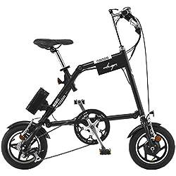 Scooter Eléctrico Nanoo EFB12 plegable con pedaleo asistido