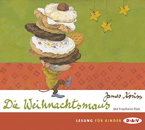 Buchseite und Rezensionen zu 'Die Weihnachtsmaus (1 CD)' von James Krüss