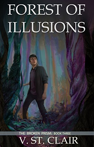 Forest of Illusions (The Broken Prism Book 3) (English Edition)