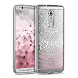 kwmobile TPU Silicone Case for ZTE Axon 7 Mini - [Crystal