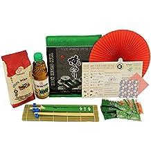 Completo Kit de Sushi para hacer Sushi en casa, 50 piezas.