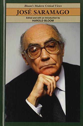 Jose Saramago (Modern Critical Views)