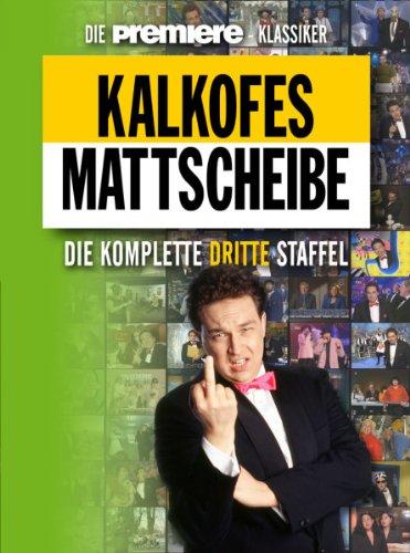 Die Premiere Klassiker - Staffel 3 (4 DVDs)