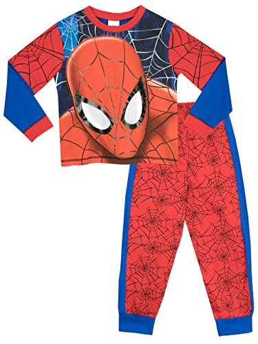 Marvel Spiderman - Pijama Niños 4 - 5 años