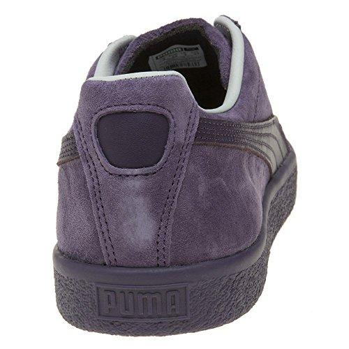 Puma Clyde Uomo Sneaker Marrone Marrone