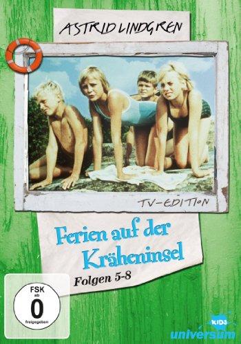 DVD 2: Folgen 5-8