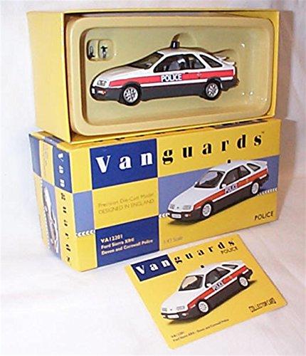 corgi-vanguards-ford-sierra-xr4i-devon-and-cornwall-police-car-143-scale-limited-edition-diecast-mod