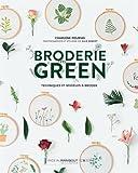 Broderie green