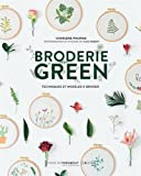Broderie green...