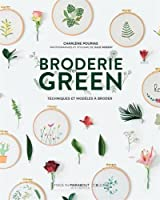 Broderie green