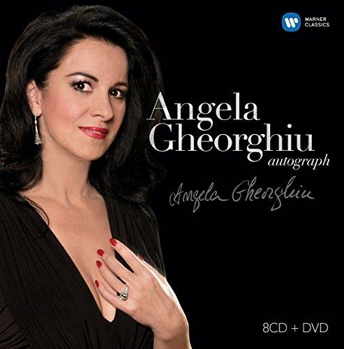 Angela Gheorghiu : Autograph   Gheorghiu, Angela. Va