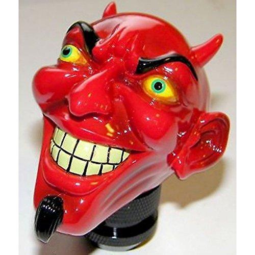 Inconnu hotrodspirit - Levier de Vitesse Diable Rouge Devil Universel Adaptateur