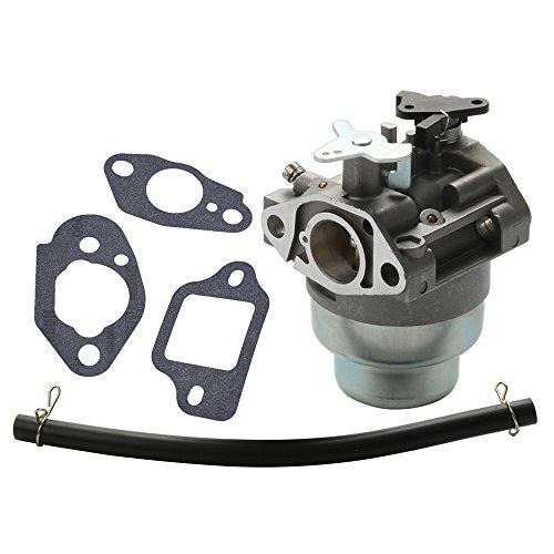 HIPA Carburateur pour Moteurs HONDA GCV160 GCV160A GCV160LA GCV160LAO GCV160LE Tondeuse à Gazon HRB216 HRR216 HRR216K2 HRS216 HRT216 HRZ216 # 16100-Z0L-023 (BB62W C)