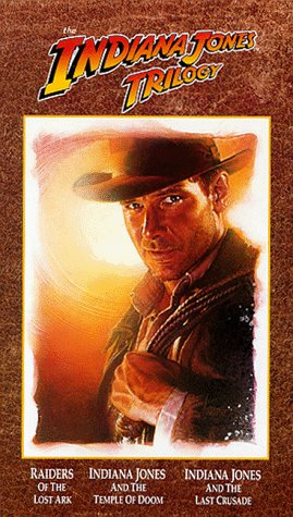 Indiana Jones and the Temple of Doom [VHS]