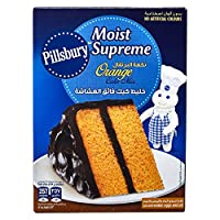 ‏‪Pillsbury Orange Cake Mix - 485 gm‬‏