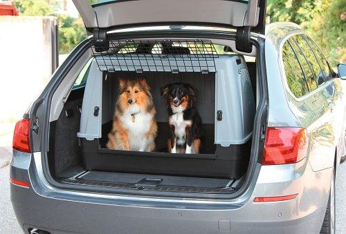 Nobby Transportbox für Hunde Skudo Car 100, 99 x 59 x 67 cm -