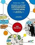 Iniciación a la Actividad Emprendedora y Empresarial. (Aprender es crecer en conexión) - 9788467865141