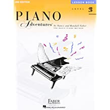 Piano Adventures Lesson Book: Level 2B: Noten, Lehrmaterial für Klavier