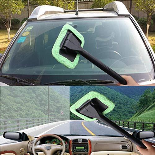 Beatie Auto-Windschutzscheiben-Bürstenreiniger Scheibenwischer-Werkzeuge Mikrofaser Auto-Fensterbürste Autofensterreinigungstücher
