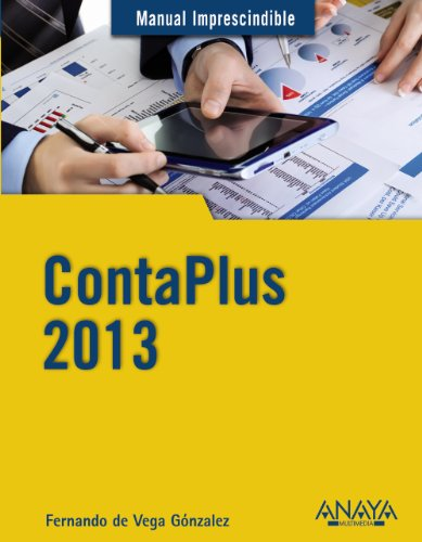 ContaPlus 2013 (Manuales Imprescindibles)