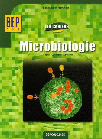 Microbiologie BEP CSS 2e et Tle
