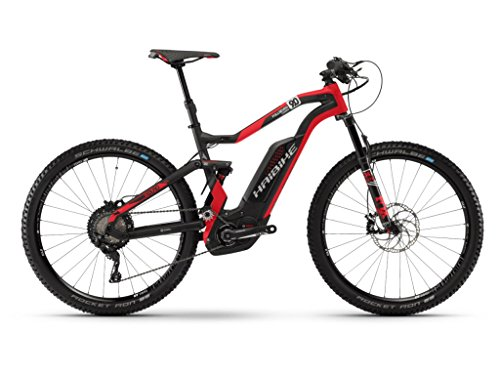 "'Haibike Bike Xduro FullSeven Carbon 9.0 27.5 ""11-v TG 40 BOSCH CX 500 Wh 2018 (Emtb All Mountain)/E-Bike Xduro FullSeven Carbon 9.0 27.5 11 Size 40 BOSCH CX 500 Wh 2018 (Emtb All Mountain)"