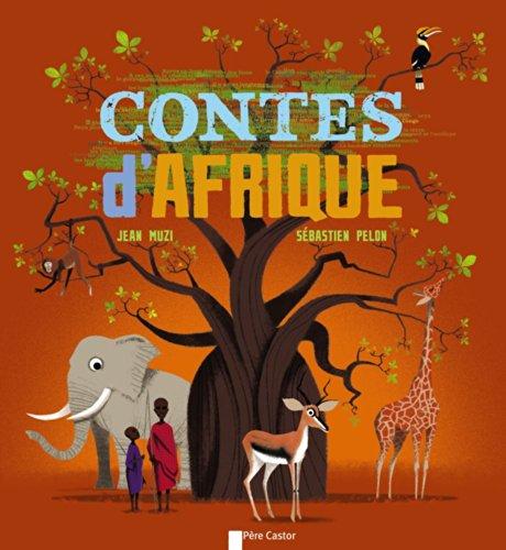 Contes d'afrique par Jean Muzi