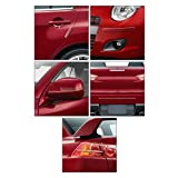 #5: Autographix Transparent Bumper Scratch Protection for All Cars (Set of 14)