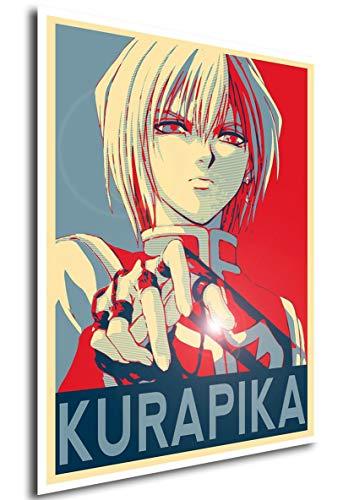 Instabuy Poster Hunter X Hunter Propaganda Kurapika - A3 (42x30 cm)
