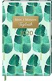 Mein 3 Minuten Tagebuch 2020 (Palmenblätter) (Jahreskalender) -
