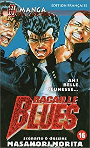 Racaille Blues Edition simple Tome 16