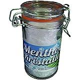 30 G de Mentol cristales de Mentol calidad farmacéutica menthol de aceite de menta pura