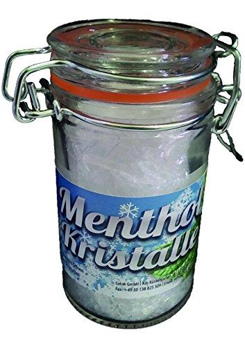 30g Menthol Mentholkristalle