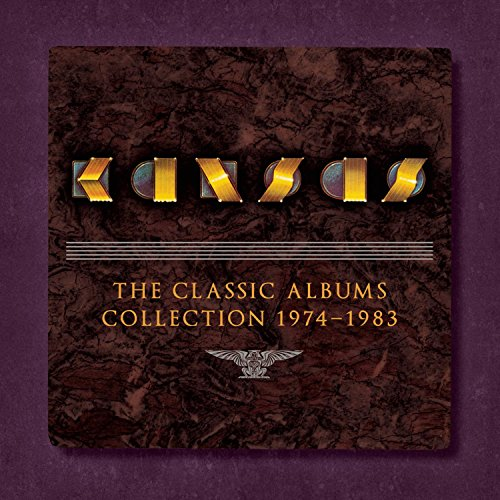 Kansas - The Classic Albums Collection 1974-1983 (10 CD