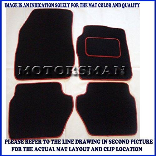 chrysler-ypsilon-2011-on-black-with-red-trim-tailored-car-floor-mats-carpet