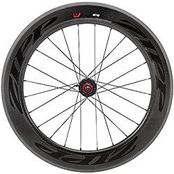 Zipp 808 Firecrest - Rueda para Bicicletas, Color Negro