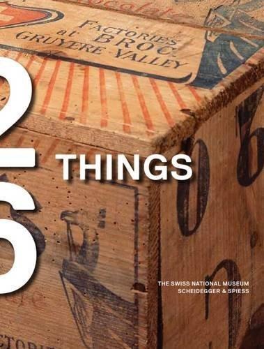 Twenty-Six Things: A Time Travel Through Switzerland (2016-11-15)