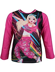 Niñas Top Model Camisa, rosa