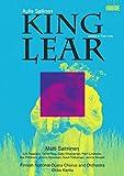 Sallinen:King Lear [Matti Salminen; Lilli Paasikivi, Okko Kamu ; Finnish National Opera Chorus and Orchestra ] [ONDINE DVD ODV4010 ] [2015]