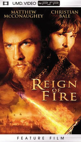Reign of Fire UMD Video for PSP US Version