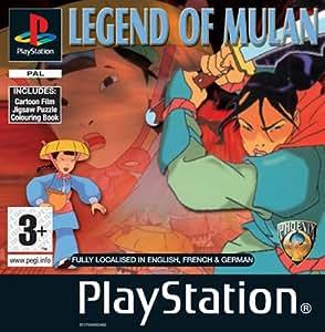 Legend Of Mulan (Psone)