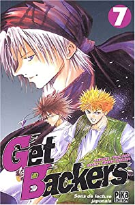 Get Backers Edition simple Tome 7