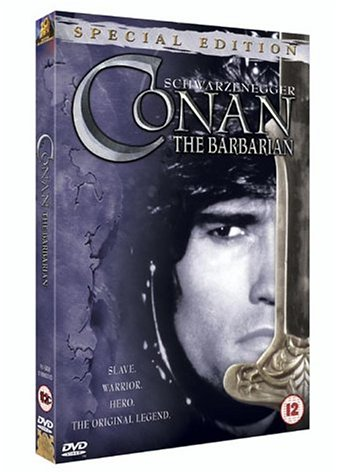 Bild von Conan The Barbarian [UK Import]
