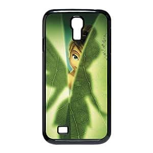 Disney Cartoon Sleeping Beauty Castle TinkerBell Tink Peter Pan Cover Hard Plastic SamSung Galaxy S4 I9500 Case