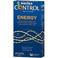 Control «Le Climax» Energy - 12 Kondome mit Wärme-Effekt, gerippt und genoppt preisvergleich bei billige-tabletten.eu