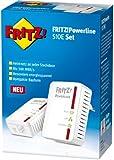 AVM FRITZ!Powerline 510E Set (500 Mbit/s, Fast-Ethernet-LAN) geeignet für Deutschland