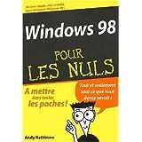 Windows 98 pour les nuls