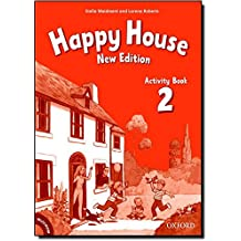 Happy House 2. Activity Book (Happy Second Edition)